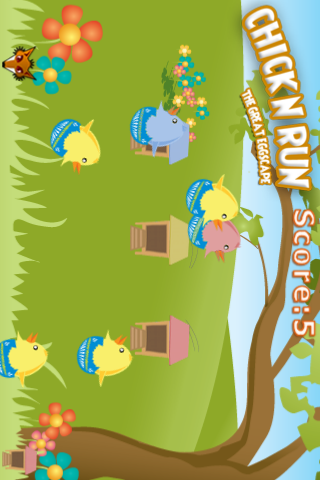Screenshot Chick N Run – The Great Eggscape